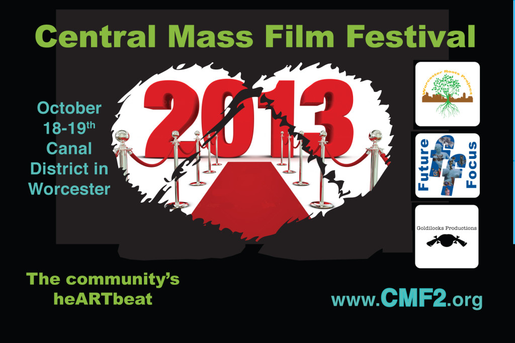 Photograph of CMF2 flier.