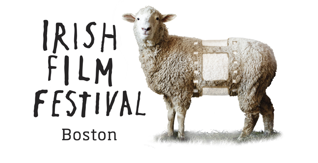 Photograph of 2015 Irish Film Festival logo
